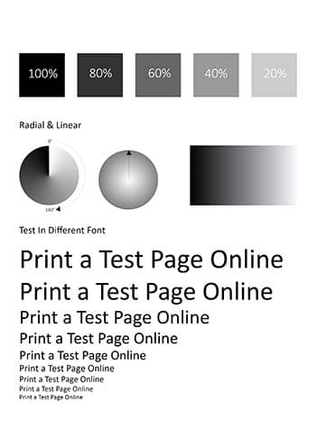 print-black-and-white-test-page-icon